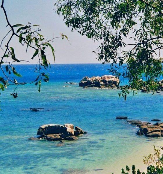 Lizard Island paradiso in Australia