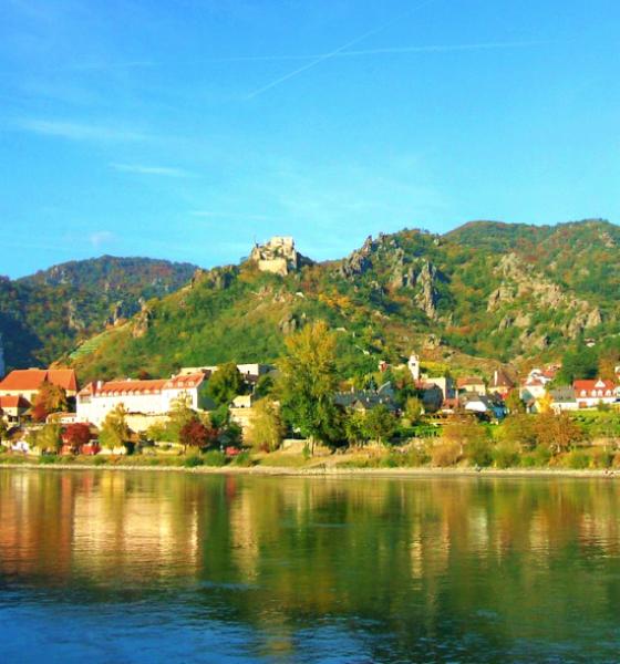 Un'insolita, piacevole crociera sul Danubio.