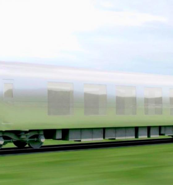Il treno invisibile: camaleonte in Giappone