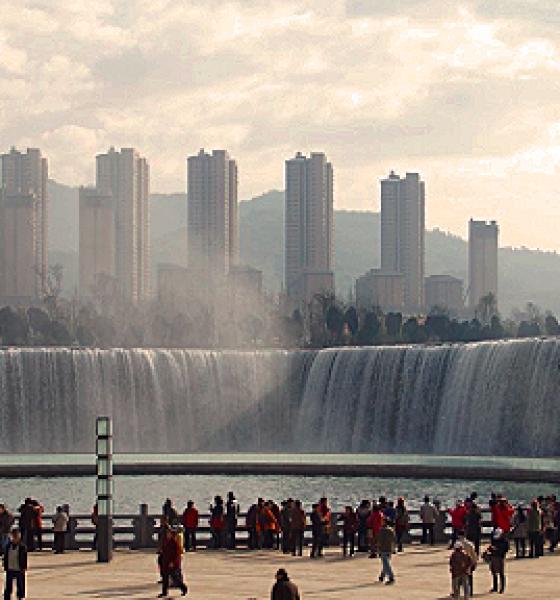 Yunnan Cina: Da madre natura all'uomo