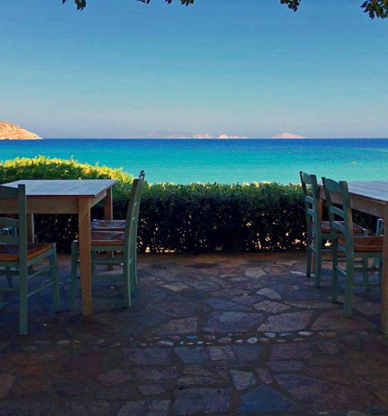 Isola di Naxos un'oasi di relax