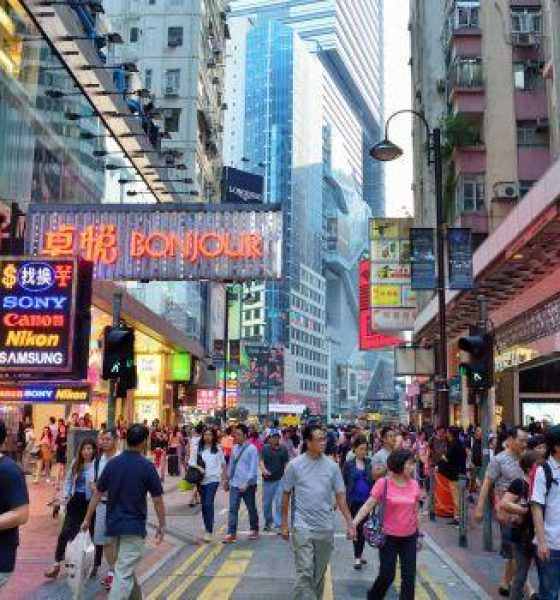 Lo shopping ad Hong Kong: Causeway Bay