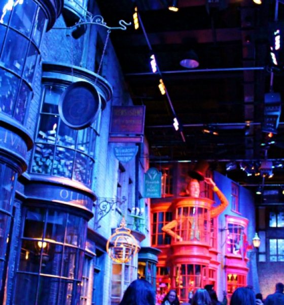 Harry Potter Studios a Londra, magica scoperta