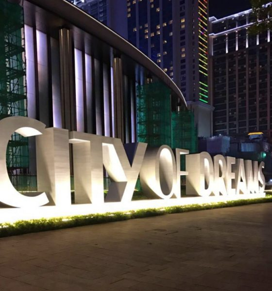 Macao Cina sognare come a Las Vegas