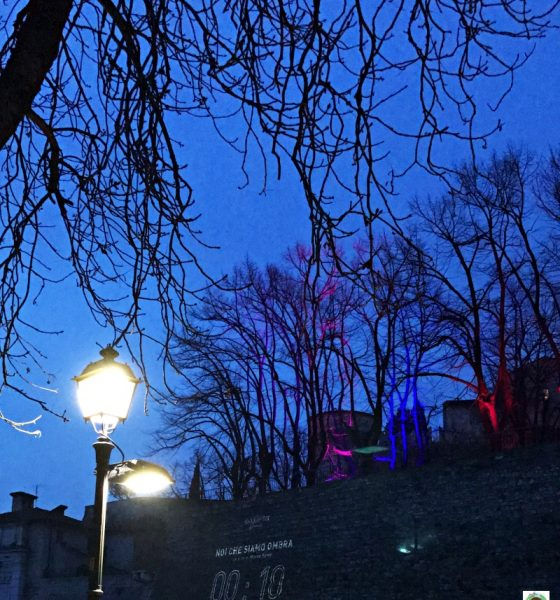 CidneOn 2019 Festival delle luci a Brescia