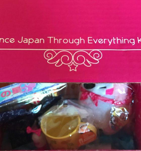 Doki Doki box direttamente dal Giappone