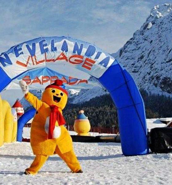 Nevelandia: Parco divertimento invernale.