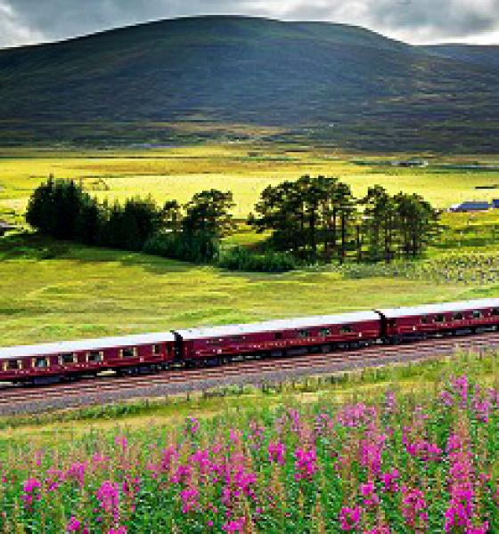 Belmond Royal Scotsman, il lusso in treno
