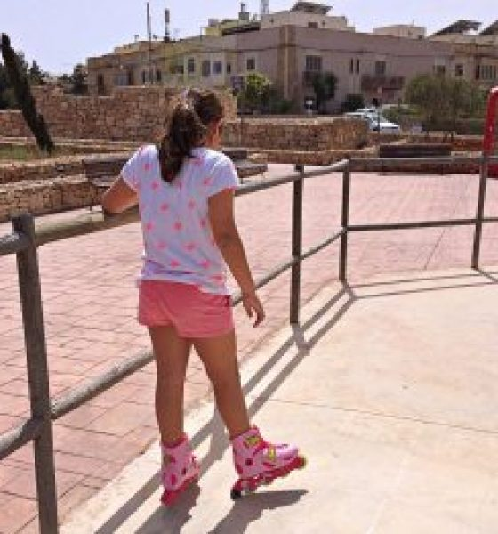 Oxelo Roller Decathlon #bambinifelici
