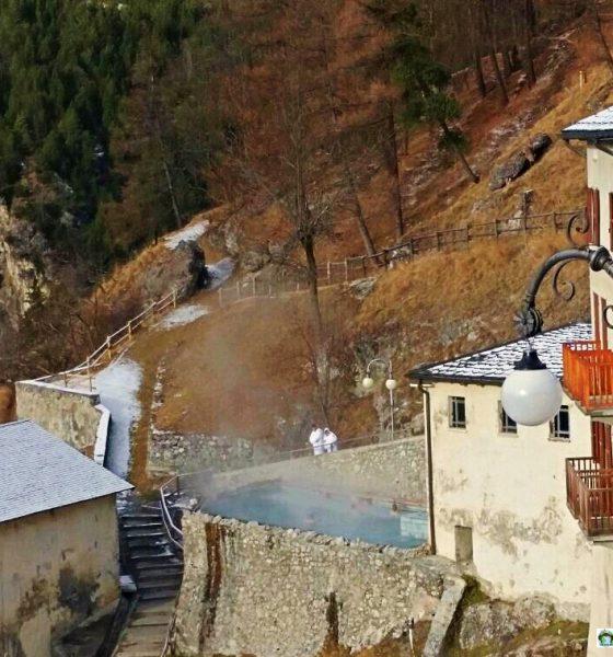 Bormio e le sue terme nell'Alta Valtellina