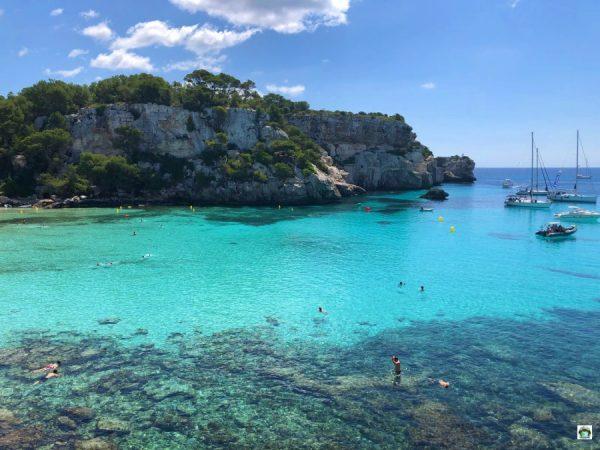 Cocco On The Road - Minorca spiagge cosa vedere e consigli