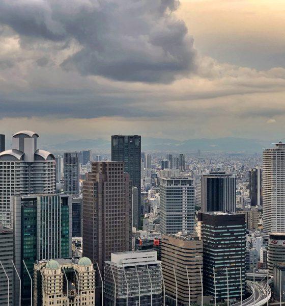 Osaka, l'altra faccia del Giappone