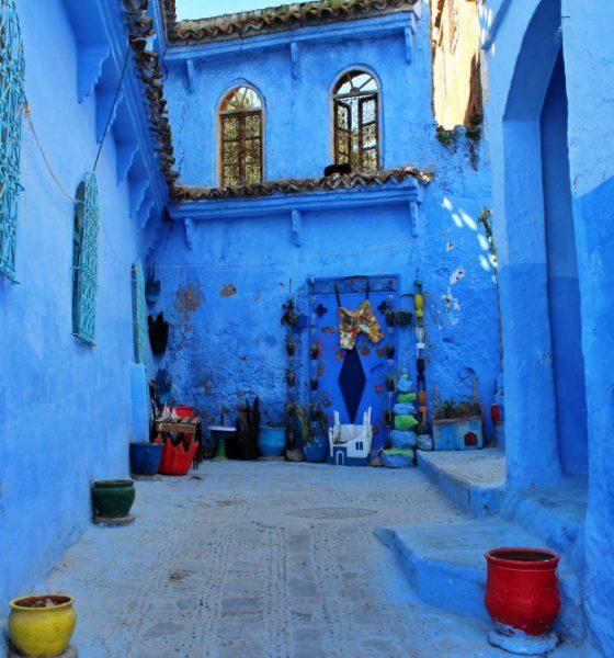 Chefchaouen il paese blu del Marocco, tradizioni e storia