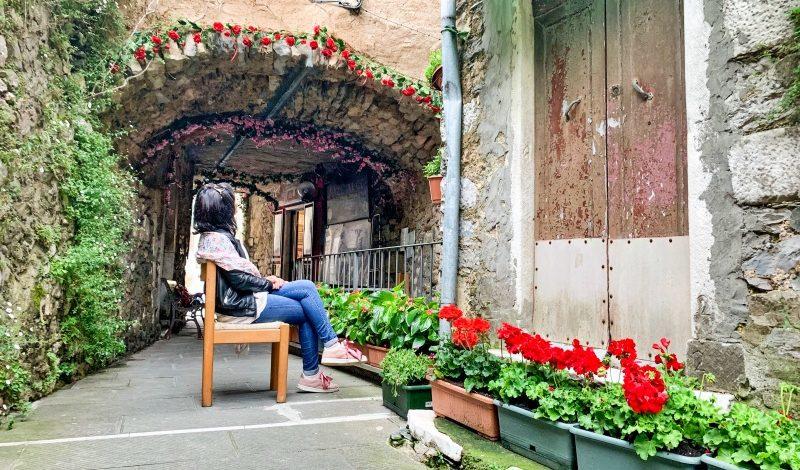 Colonnata il borgo del lardo e non solo