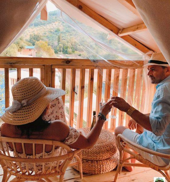 Vallicella Glamping Toscana – Vacanze col cuore