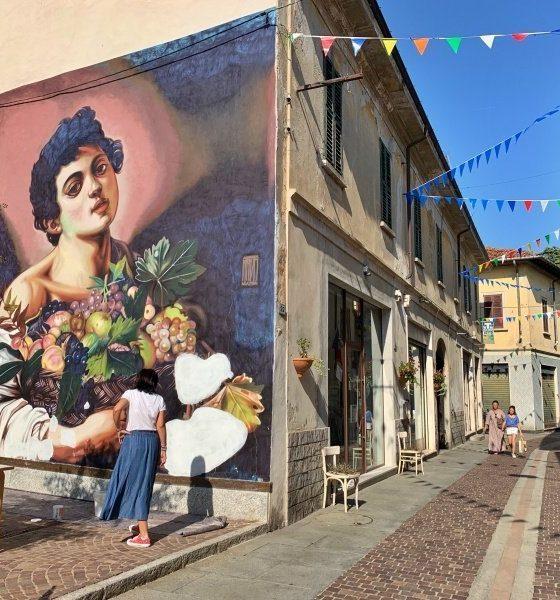 Angera e l'arte a cielo aperto – Andrea Ravo Mattoni