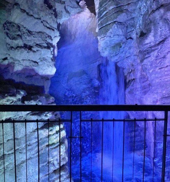 Parco Grotta Cascata Varone un'emozione unica
