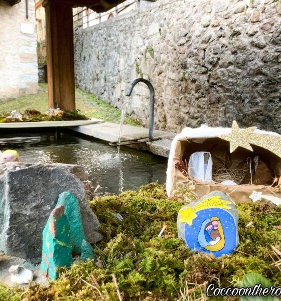 Il borgo dei presepi: Bagolino